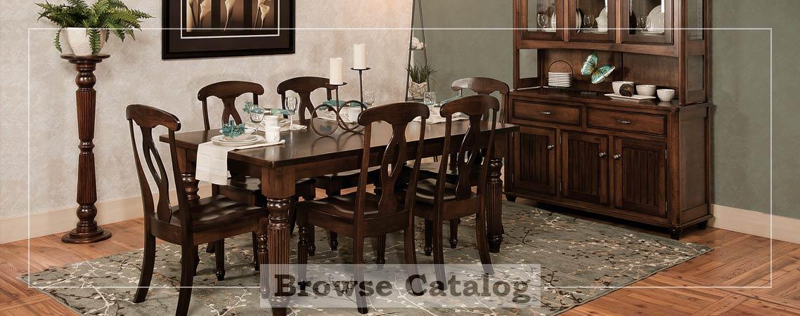 Perfect Heritage Amish Furniture
